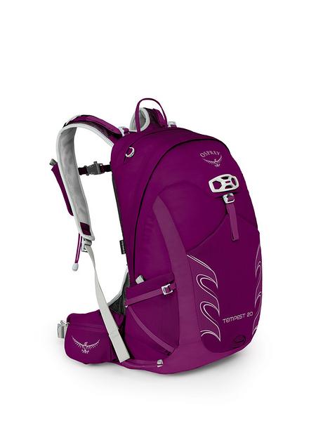 [好也戶外]OSPREY TEMPEST 20 輕量背包 20L 女款 紫色 /SM No.024622-307