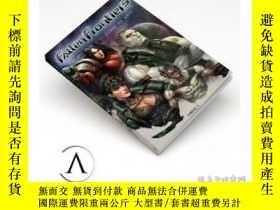 二手書博民逛書店Fallen罕見Frontiers The Art Book (Slight mark)-跌破疆界藝術書(輕微痕跡