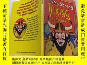 二手書博民逛書店viking罕見at school :維京人在學校Y200392
