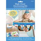 嬰兒餐椅裝飾組-汽車王國