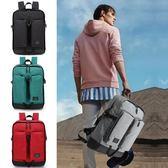 男後背包 戶外旅行包 休閒雙肩包 新大容量登山包帆布運動背包韓版男女包《印象精品》e1476