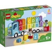 LEGO 樂高 得寶幼兒系列 字母卡車_LG10915