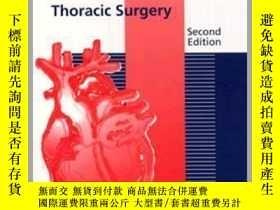 二手書博民逛書店Manual罕見of Perioperative Care in Cardiac and Thoracic Sur