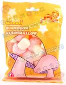 《松貝》寶格麗蘑菇棉花糖105g【8006908008232】cf14