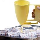手持式面糊分配器漏斗蛋糕華夫餅面糊分離器分液器 家用烘焙工具 3C優購