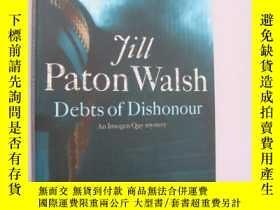 二手書博民逛書店Debts罕見of Dishonour (An Imogen Q