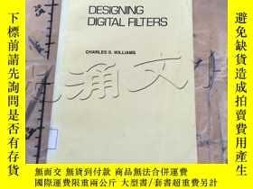 二手書博民逛書店Designing罕見Digital FiltersY11418