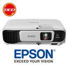 24期現貨 EPSON 愛普生 EB-U42  3600流明 16:10 白色 公司貨 WUXGA 送高級100吋手拉布幕