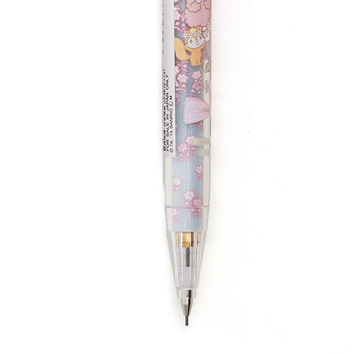 《Sanrio》美樂蒂40週年快樂紀念日系列自動鉛筆(花園好朋友)★funbox生活用品★_UA47303