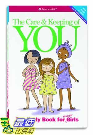 [104美國直購]  2015 美國暢銷書排行榜 The Care and Keeping of You: The Body Book for Younger Girls, Revised Edition