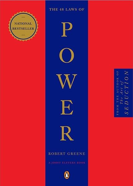 2021 美國暢銷書排行榜 The 48 Laws of Power Paperback – September 1, 2000