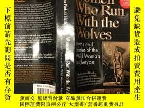 二手書博民逛書店Women罕見Who Run with the Wolves:
