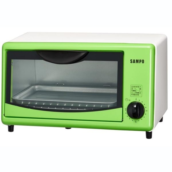 【中彰投電器】SAMPO聲寶(8L)小烤箱,KZ-SL08【全館刷卡分期+免運費】
