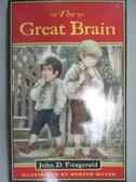 【書寶二手書T2/少年童書_NNY】The Great Brain_Fitzgerald, John D./ Mayer