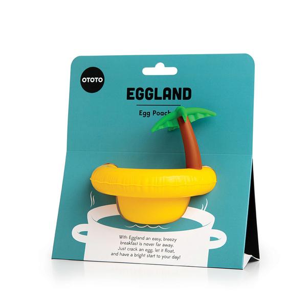 OTOTO|水波蛋渡假島-煮蛋器