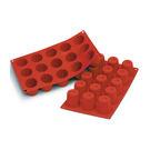 義大利進口《Silikomart》15連小花型矽膠模/冰模/30.059.00.0060