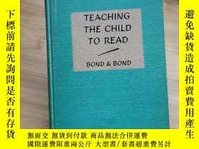 二手書博民逛書店TEACHING罕見THE CHILD TO READY1711