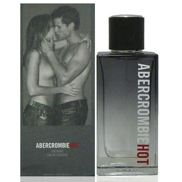 Abercrombie & Fitch Hot 熱情肌肉男 50ml 外盒壓傷