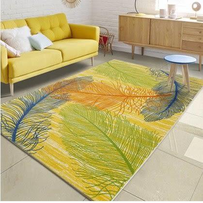簡約現代客廳沙發茶几地毯臥室可機洗家用長方形北歐房間床邊滿鋪