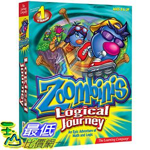 [106美國直購] 2017美國暢銷軟體 Zoombinis Logical Journey - PC/Mac