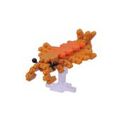 【日本 Kawada 河田】Nanoblock 迷你積木 奇蝦 NBC-189