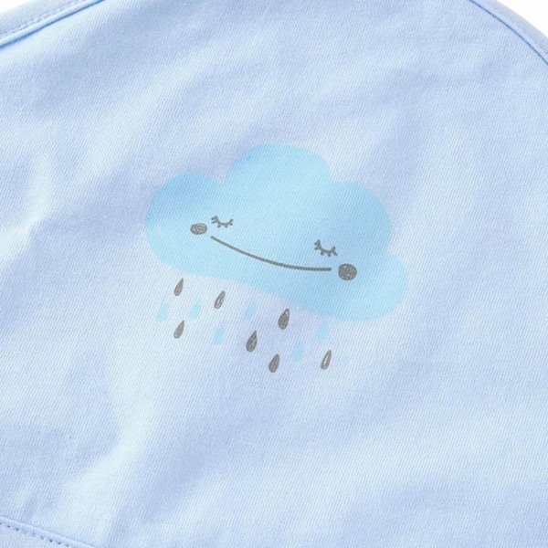 巴拉巴拉嬰兒包被新生兒初生寶寶用品襁褓睡袋薄款純棉透氣魔術貼