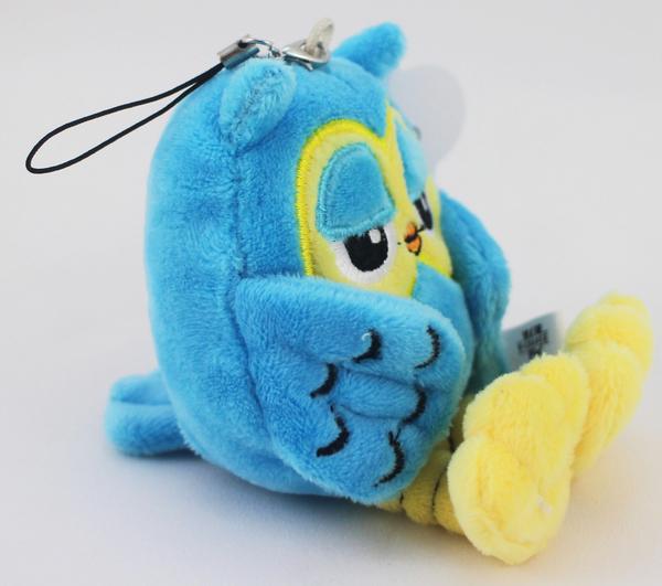 【卡漫城】韓國 繼承者們 貓頭鷹 任兩款 迷你 玩偶 絨毛娃娃 手機 吊飾 鑰匙圈 ~130元