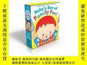 二手書博民逛書店Baby s罕見Box of Family Fun!Y362136 Photo Credit: Kar...