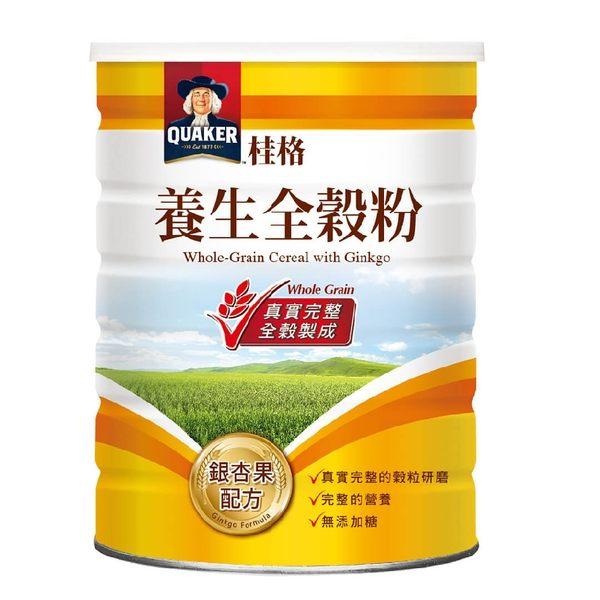 桂格-銀杏果配方養生全穀粉 (600g) 大樹