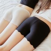 安全褲 2020新款冰絲無痕防走光保險安全褲女夏天薄款打底短褲大碼不卷邊  艾維朵