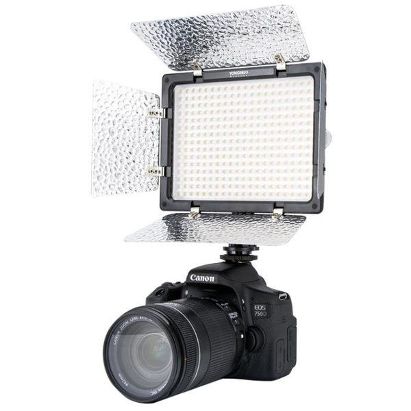 永諾YN300III 三代 LED攝影燈攝像燈婚慶外拍燈 無線遙控補光燈·享家生活館