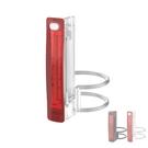 Knog Plus充電式單車後燈(5種模式/USB後座燈/磁扣自行車燈/腳踏車尾燈/公路車/照明燈/澳洲Knog+)