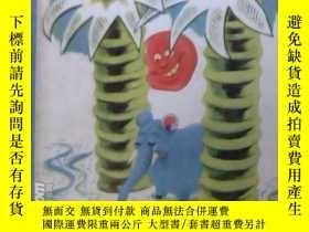 二手書博民逛書店JIM罕見JOCK AND JUMBO(1946年大開本彩色精裝