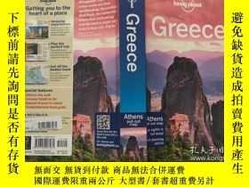 二手書博民逛書店Lonely罕見Planet Greece (11th Edit