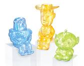 《 3D Ctystal Galley 》 立體水晶拼圖 - 玩具總動員人物╭★ JOYBUS玩具百貨