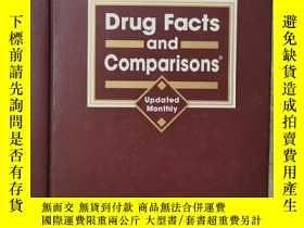 二手書博民逛書店Drug罕見Facts and ComparisonsY462325 facts and comparison
