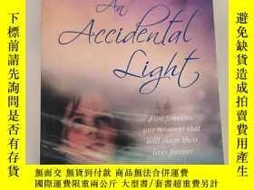 二手書博民逛書店AN罕見ACCIDENTAL LIGHT[一個偶然的光]原版 庫存Y6318 ELIZABETH DIAMON