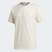 Adidas Originals SLEEVE SHMOO 男裝 女裝 短袖 T恤 休閒 小精靈 幽靈 素面 杏【運動世界】GD3509
