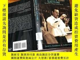 二手書博民逛書店Feynman s罕見Lost Lecture: The Mot
