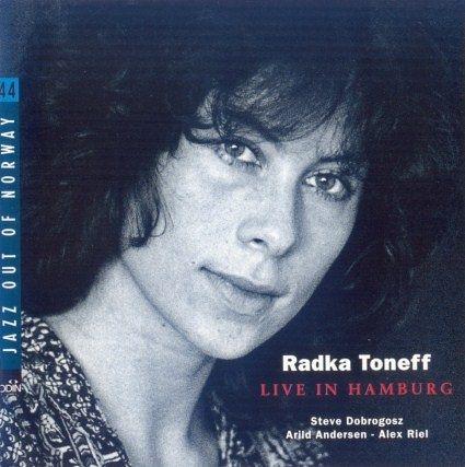 【停看聽音響唱片】【CD】Radka Toneff:Live In Hamburg