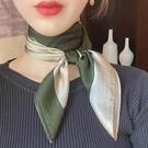 職業空姐領巾絲巾頭巾小方巾女韓國時尚百搭...