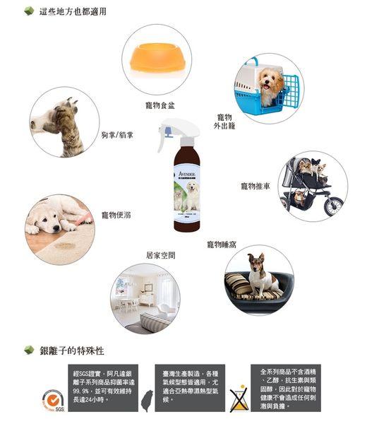 【寵物王國】 阿凡達環境除臭噴霧(檸檬馬鞭草)250ml