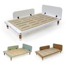 日本 HOPPL House&Bed 兒童成長床-附床墊(3色可選)