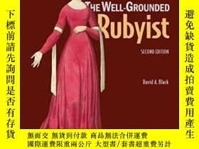 二手書博民逛書店The罕見Well-grounded RubyistY364682 David A. Black Mannin