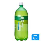 金車奧利多水2000cc*6入/箱【愛買】