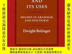 二手書博民逛書店Intonation罕見And Its UsesY255562 Dwight Bolinger Stanfor