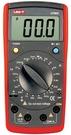 泰菱電子◆數位LCR錶/LCR零件測試儀㊣台灣總代理UNI-T優利德UT-603 TECPEL