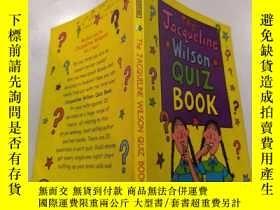 二手書博民逛書店wilson罕見quiz book: 威爾遜測驗書Y212829