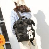 韓版時尚後背包書學生休閒簡約百搭旅行揹包女包【非凡上品】h332