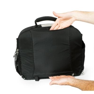 【聖影數位】ThinkTank Airport Check In 手提電腦背包 15/17吋筆電可放 附雨套 AC580